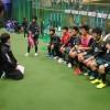 リオペードラ加賀U15アカデミー本日の練習