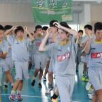 リオペードラ加賀 サッカー   PNFCトレーニング④ ダンス ムービングステップ