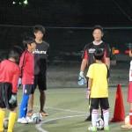 リオペードラ加賀 サッカー GK(ゴールキーパー)トレーニング