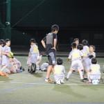 リオペードラ加賀 サッカー アカデミー 3年生 トレーニング風景