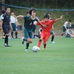 少年サッカーの基礎練習 ドリブルで相手を抜き去るために必要なものは?