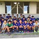サッカー 夏休みの活動での子ども達の成長と変化 合宿・遠征・試合